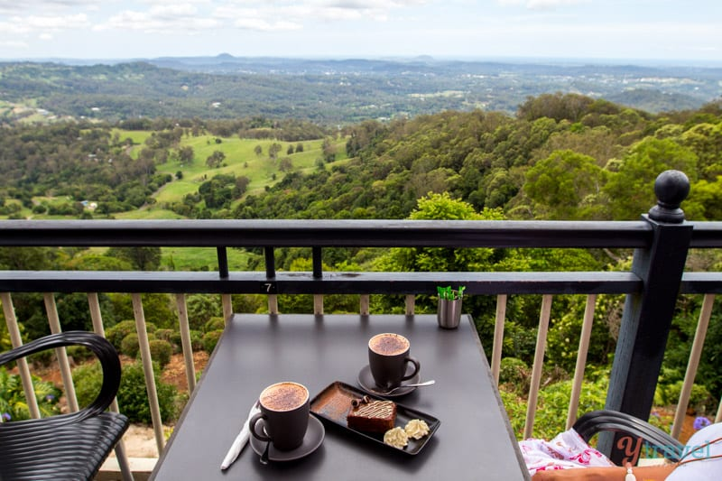 Montville - Sunshine Coast Hinterland, Queensland, Australia