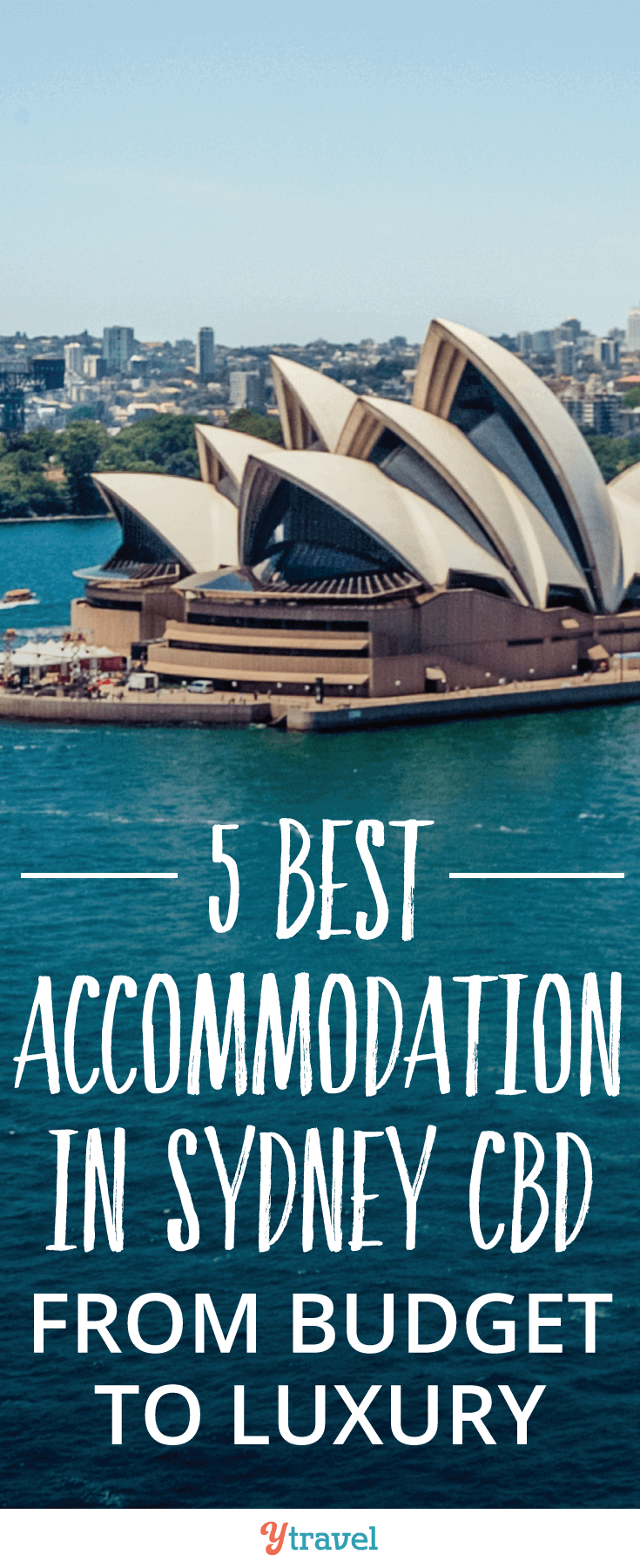 Looking for a place to stay on your visit to Sydney? We have researched the best accommodation in the Sydney CBD to save you time! Let us know what you choose.