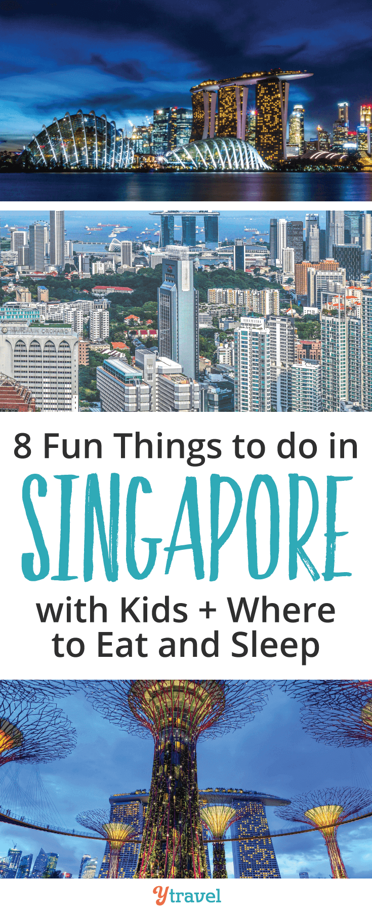 8 Fun things to do in Singapore with kids and where to eat and sleep. Singapore is a fantastic vacation for family travels with plenty of things to do for everyone!