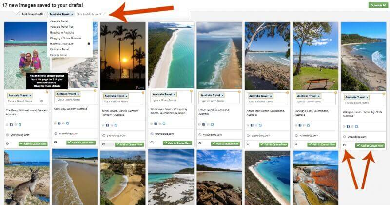 Tailwind App for smarter Pinterest marketing
