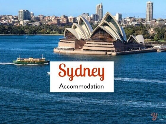 5 best accommodation in Sydney CBD – from budget to luxury