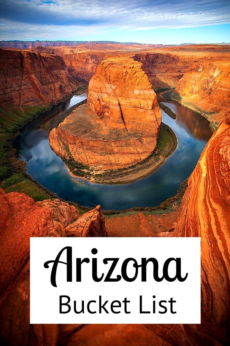Things To Do In Arizona Bucket List