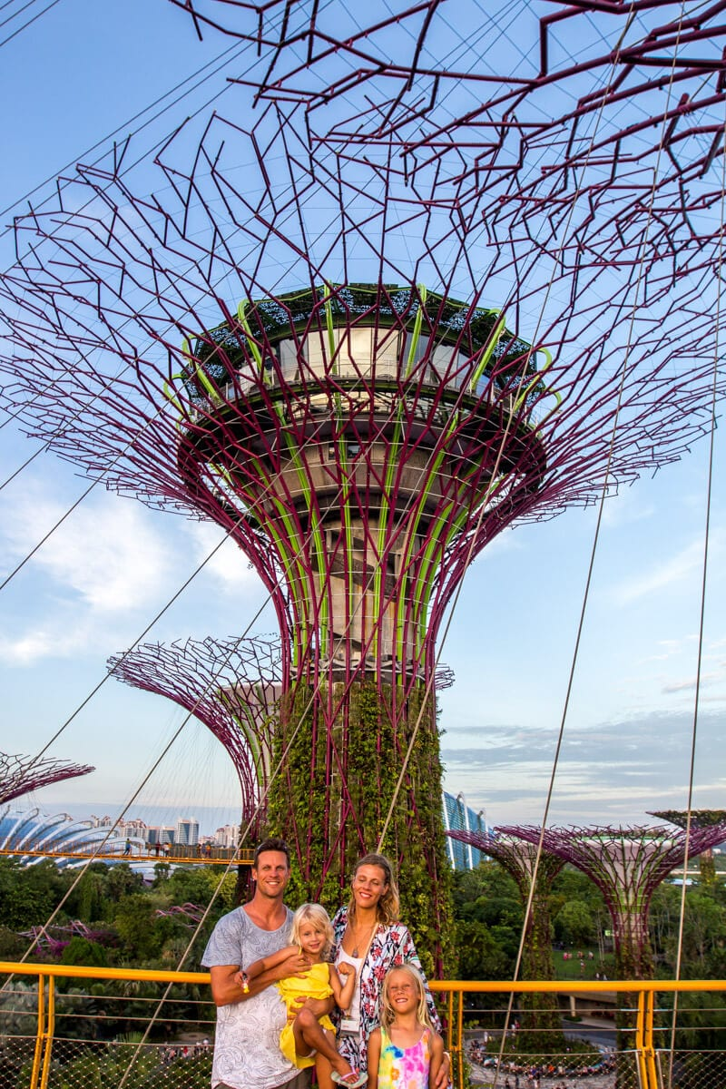 8 Fun Things to Do in Singapore with Kids + where to eat & sleep