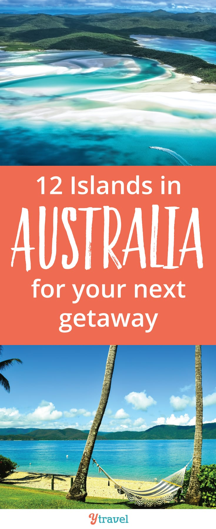 12 amazing islands in Austalia for your next getaway.