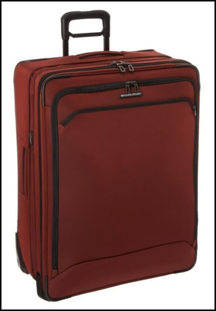 One of the best suitcases for travel - Briggs & Riley Luggage 27 Inch Expandable Upright Bag