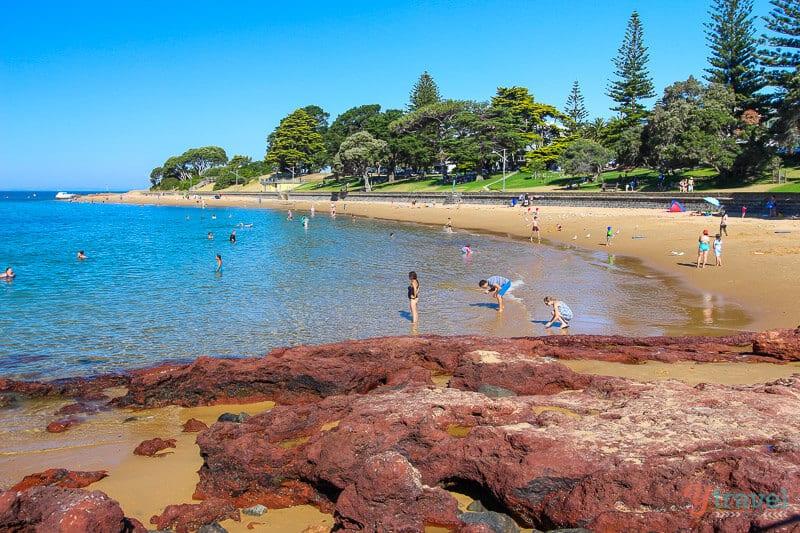 Cowes Beach, Phillip Island, Australia