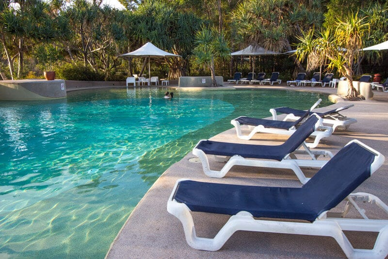 Kingfisher Bay Resort - Fraser Island, Australia