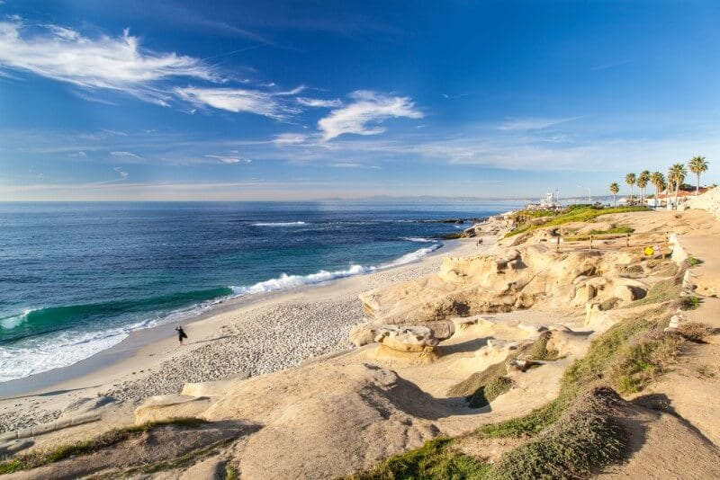 Beaches Near La Jolla Ca