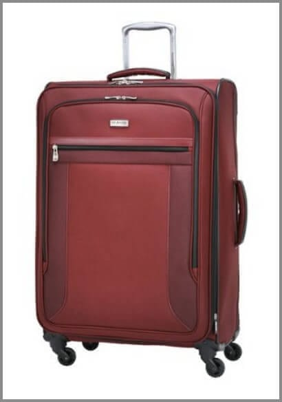 One of the best suitcases for travel - Ricardo Beverly Hills Luggage Montecito Micro Light 28 Inch