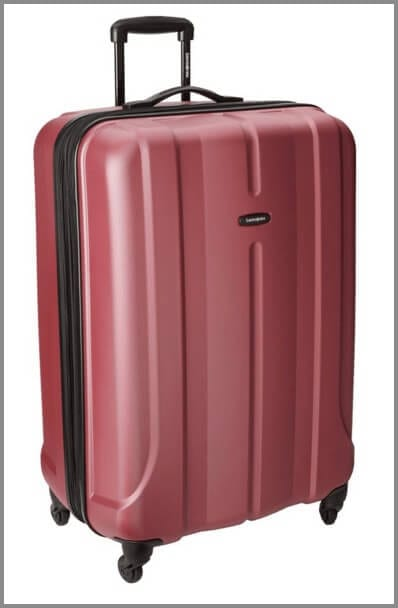 7bd471f90d27 One of the best suitcases for travel - Samsonite Luggage Fiero HS Spinner 28