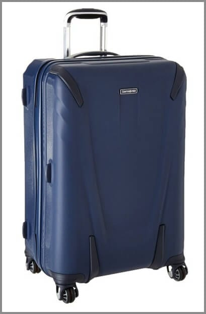 One of the best suitcases for travel - Samsonite Silhouette Sphere 2 Hardside Spinner 26