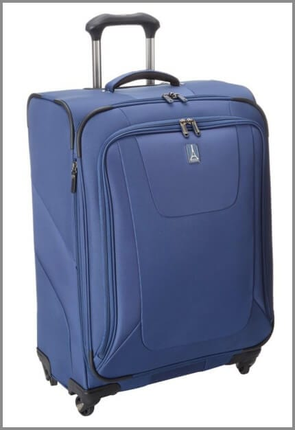 "One of the best suitcases for travel - Travelpro Maxlite3 Expandable Spinner (25"")"