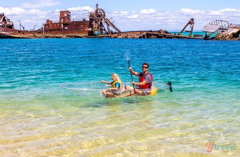 Moreton Island - one of the best islands in Australia