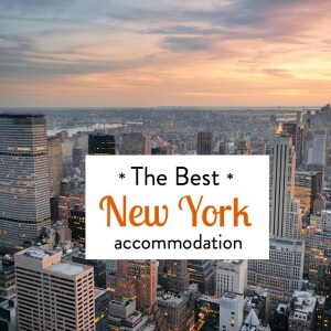 The best New York accommodation