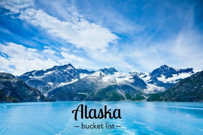 Things to do in Alaska bucket list