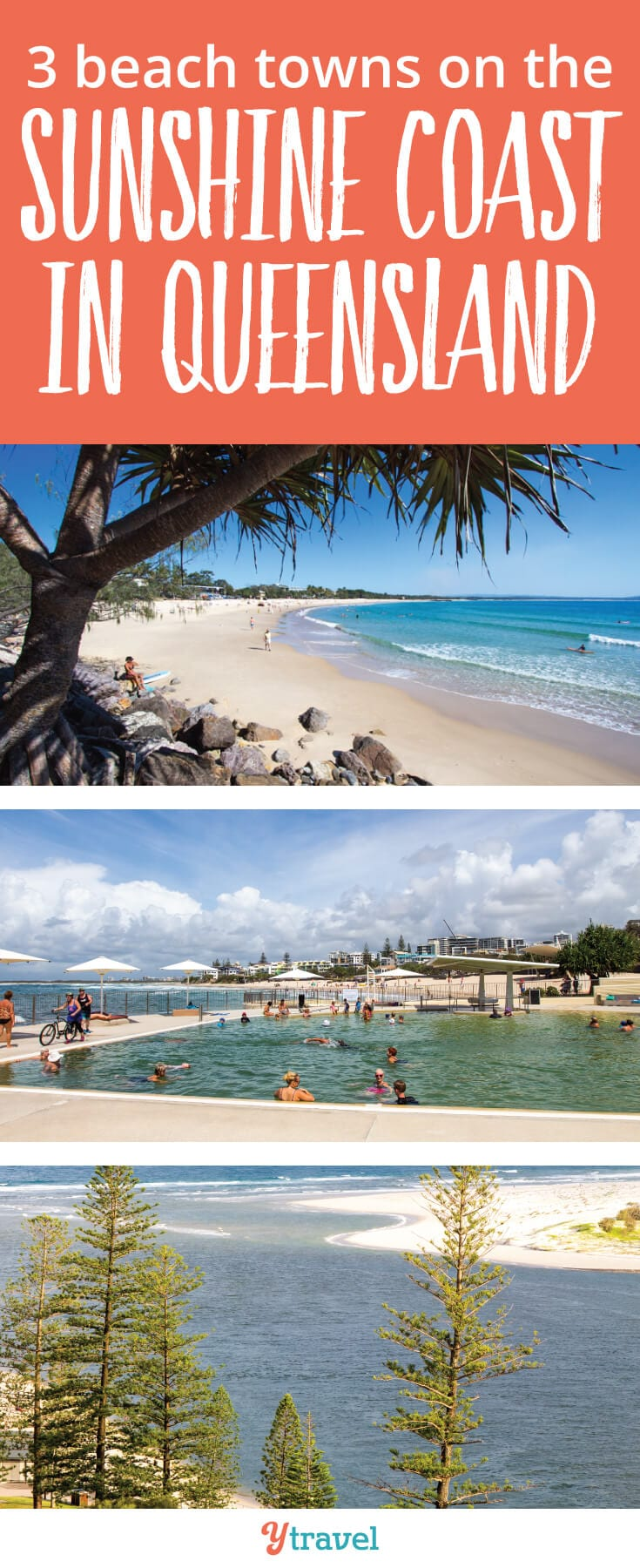 We are sharing 3 beach towns on the Sunshine Coast in Queensland that we absolutely love!