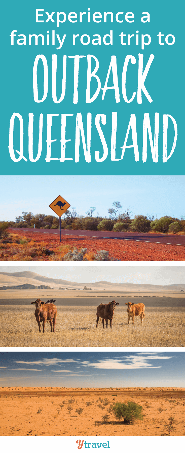 Experience a family road trip to Outback Queensland and check out why we love it and think it's an enriching destination for families.