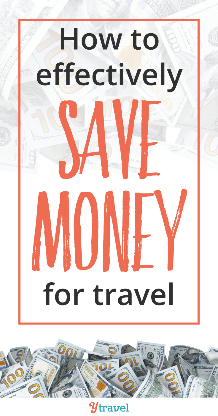 Learn how to effectively save money for travel without sacrificing your daily lattes.