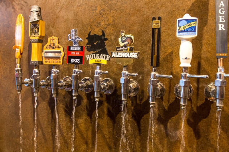 Tap'd at the Prince Alfred Hotel in Booval, Ipswich