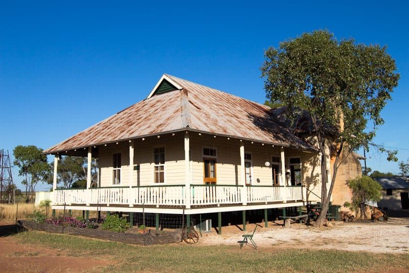 Bonus Downs Farm Stay, Outback Queensland
