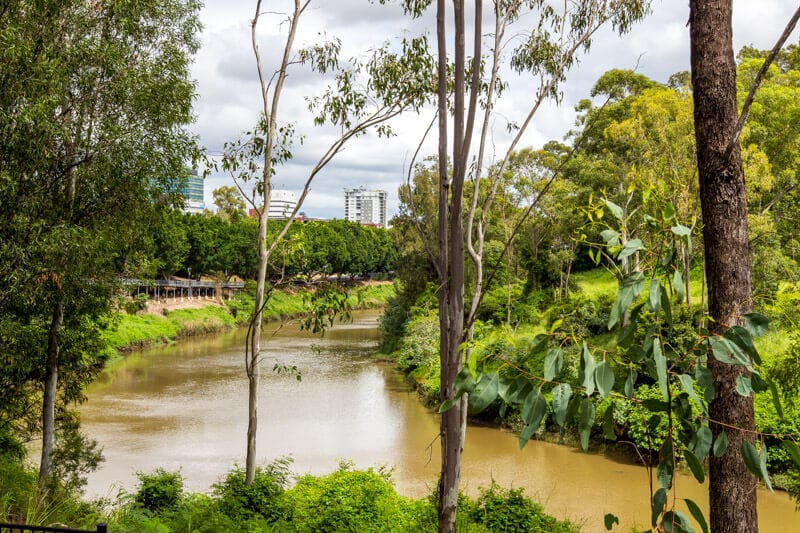 Bremer River, Ipswich, Queensland