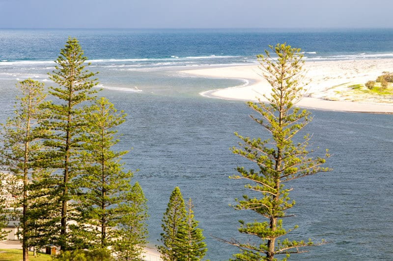 Caloundra on the Sunshine Coast of Queensland