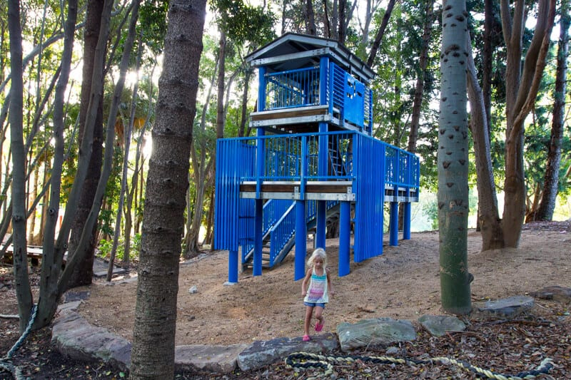 Discovery forest, Bob Gamble Park - things to do in Ipwsich