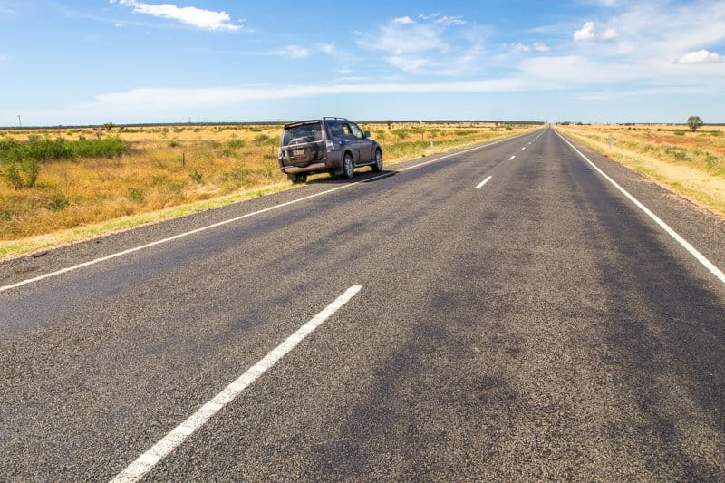 We love taking a road trip through Outback Queensland