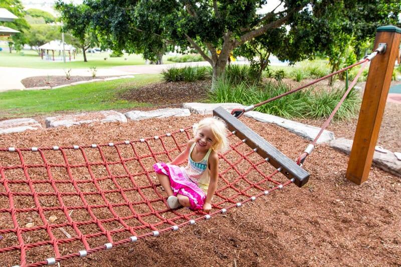 Queens Park Playground - things tu do in Ipswich, Queensland
