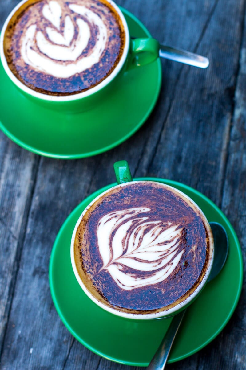 Coffee at Rafter and Rose cafe - things to do in Ipswich