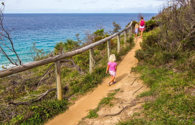 Noosa Heads National Park - one of the best short walks in Australia