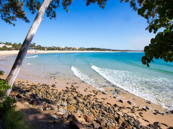 Noosa on the Sunshine Coast of Queensland
