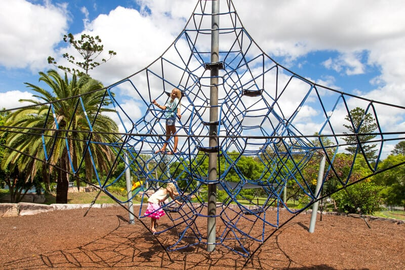 Queens Park Playground - things to do in Ipswich, Queensland