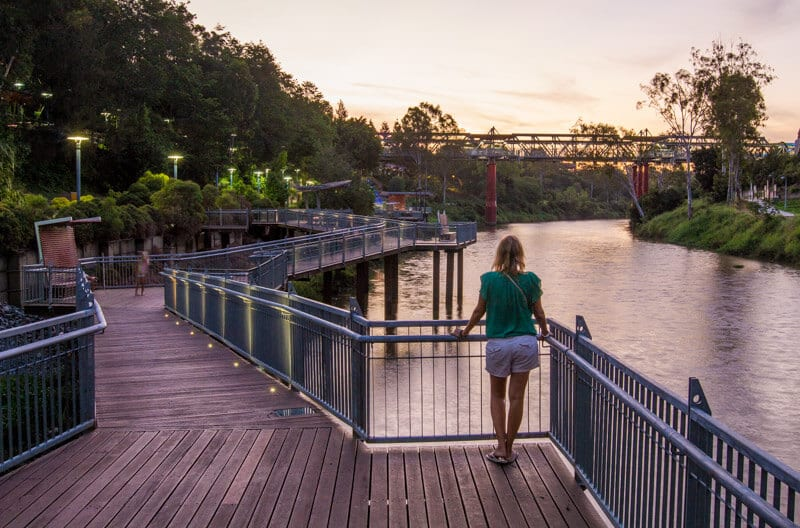 Walk along the Bremer River - things to do in Ipswich, Queensland
