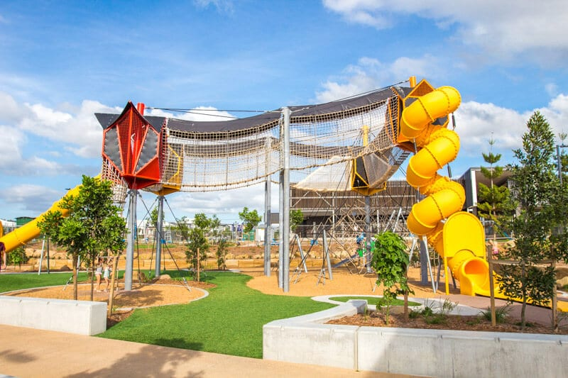 Providence playground - things to do in Ipswich