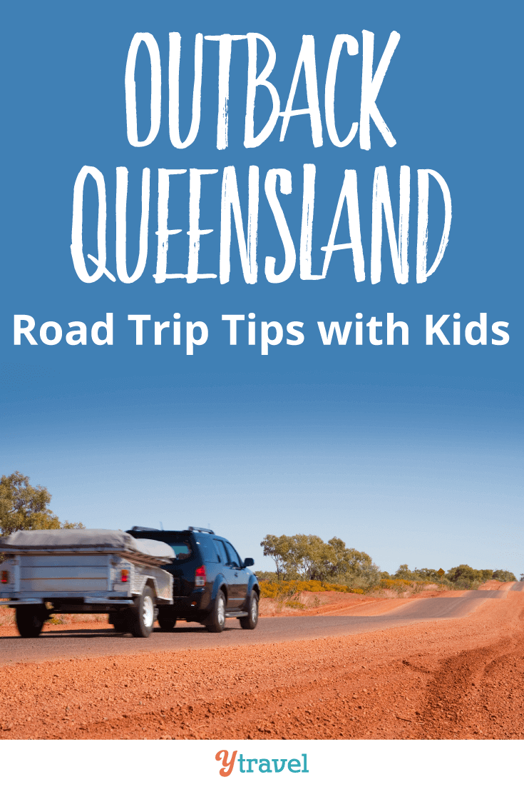 ips for an Outback Queensland road trip with kids