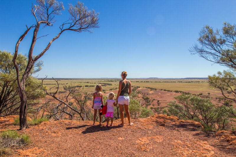 Bladensburg National Park, Winton, Outback Queensland