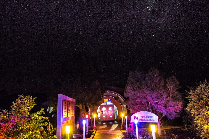 The Cosmos Centre in Charleville, Outback Queensland