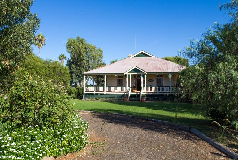 Bonus Downs Farmstay, Outback Queensland