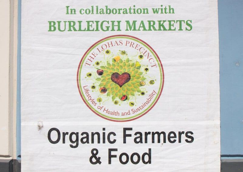 Burleigh Farmers Market - Gold Coast, Australia