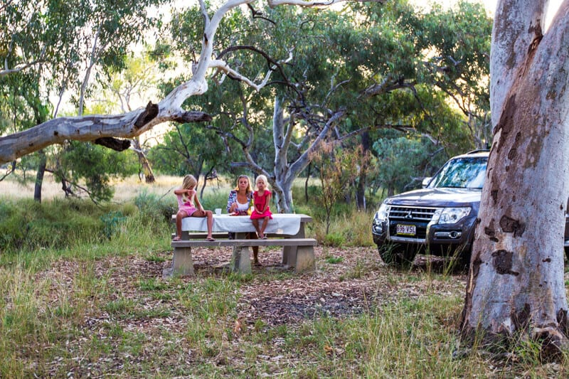 Outback Queensland road trip Tambo
