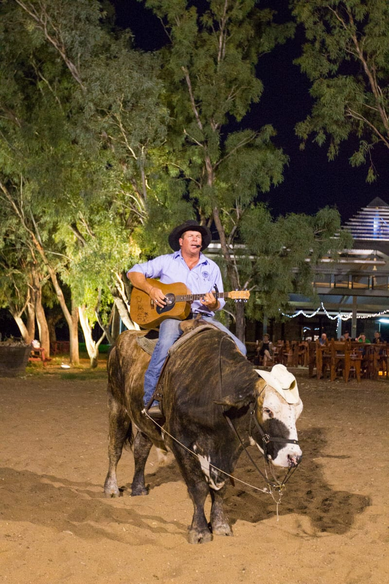 Stockman Show in Longreach, Outback Queensland