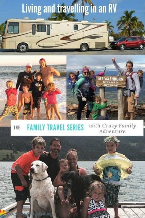 family travel RV