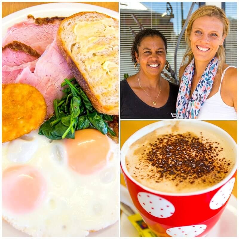 Ridgee Didge Cafe in Barcaldine, Outback Queensland
