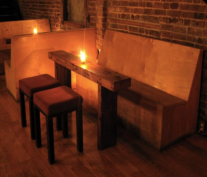 Larry Lawrence Bar - one of the best hidden bars in NYC