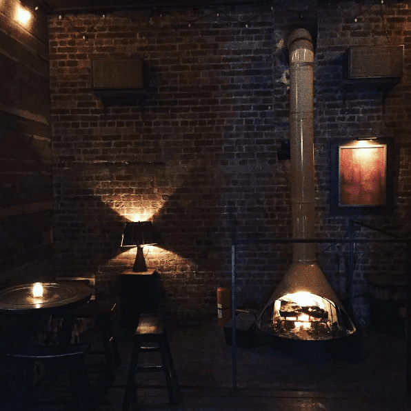 Dynaco - one of the best hidden bars in NYC