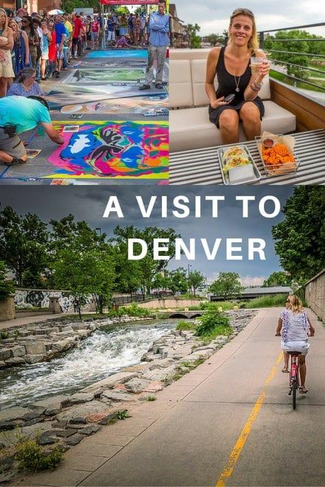 A visit to Denver