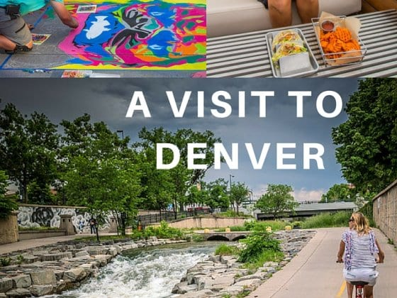 Our visit to Denver – our favourite Mile High City