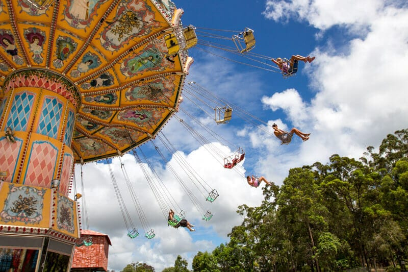 Aussie World - things to do on the Sunshine Coast that