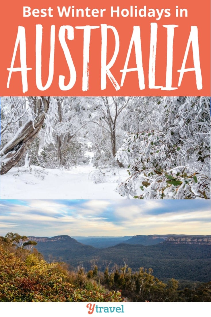 The Best winter destinations in Australia! We've selected 10 winter holiday destinations you'll love - hot or cold! Australia is an amazing country whereas you can experience the joy of cold winter activities and hot winter activities. You don't have to travel overseas. SAve money and travel domestic